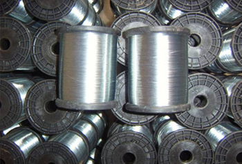 Environmental protection of galvanized wire products